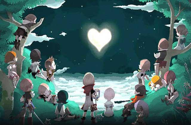Le jeu vidéo «Kingdom Hearts» débarque sur mobile!