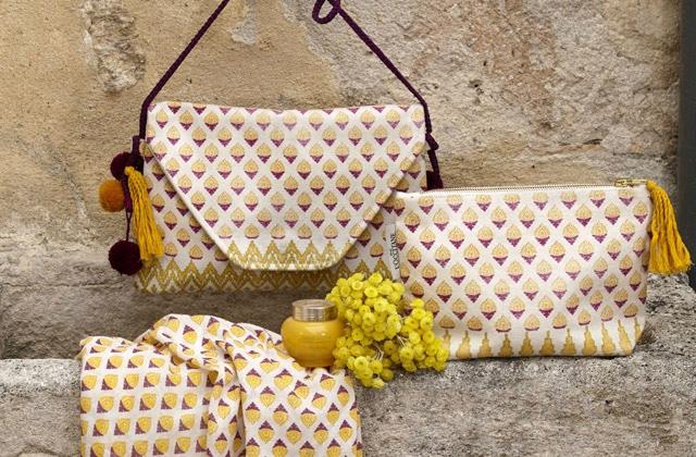 L'Occitane et Antik Batik sortent une collection d'accessoires pour l'été 2016