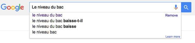 niveau-bac-baisse-google