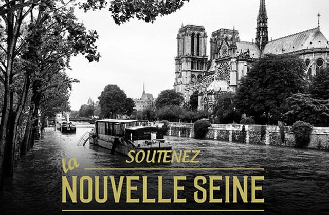 La Nouvelle Seine, péniche-salle de spectacle parisienne, est en danger!