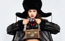 Selena Gomez devient la nouvelle égérie Louis Vuitton!