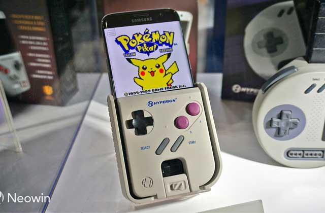 Transformer votre smartphone en Gameboy, ce sera bientôt possible!