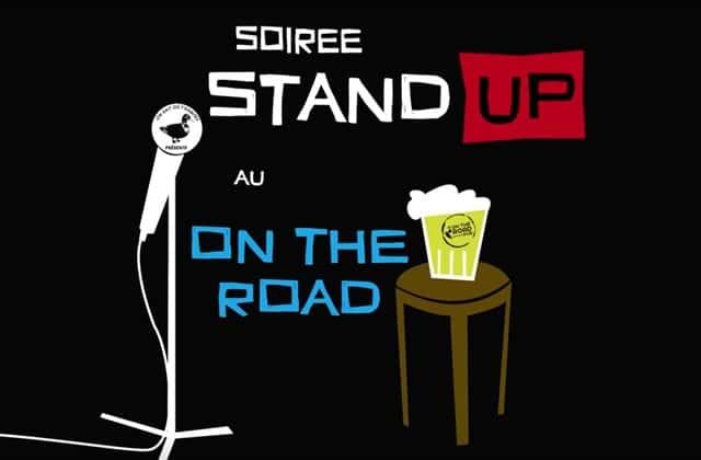 «Stand-Up On the Road» présente des jeunes humoristes de talent sur YouTube!