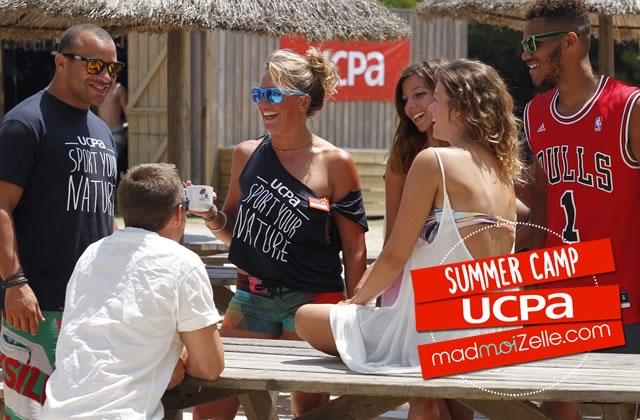 Dernière minute ! — Summer Camp UCPA x madmoiZelle : prenez vos billets!