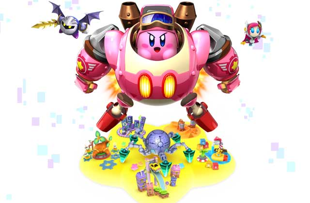 Le test de «Kirby: Planet Robobot»: boulons et bouboule rose