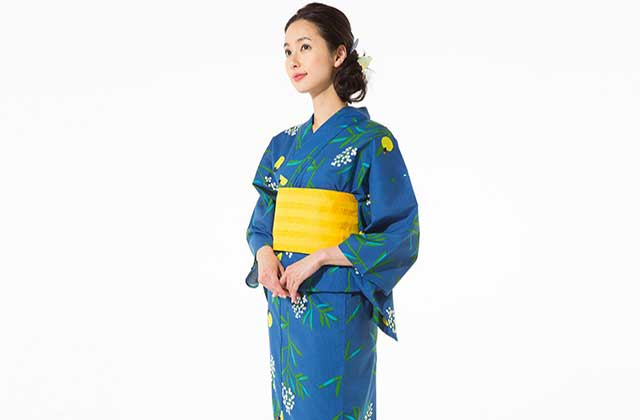 Uniqlo sort sa collection de yukata, des vêtements traditionnels japonais !