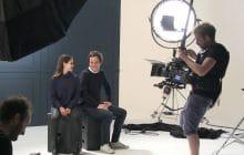 Vianney et Joyce Jonathan vous emmènent sur le tournage de leur clip «Les Filles d'aujourd'hui»