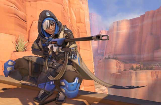 Dites bonjour à Ana, nouvelle héroïne d'«Overwatch »!