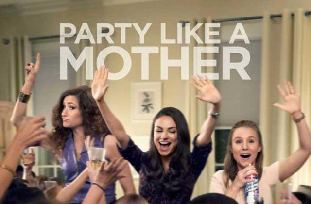 Concours —5×2 places pour aller voir «Bad Moms » au cinéma !