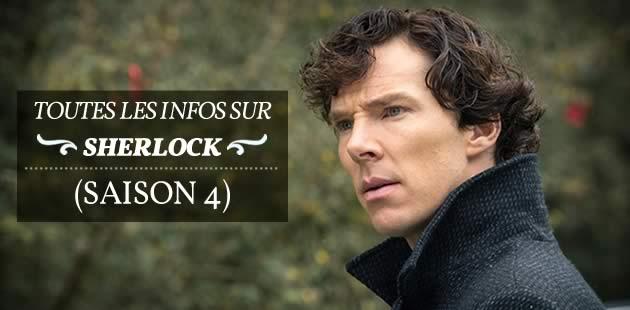 «Sherlock» saison 4 a sa première image officielle