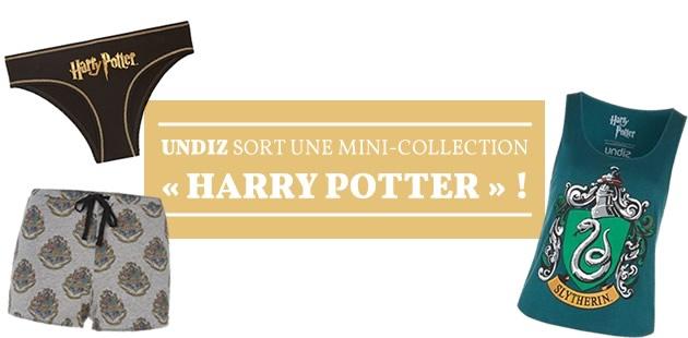 La collection Harry Potter d'Undiz s'enrichit!