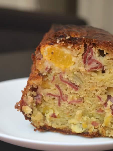 cake magret canard