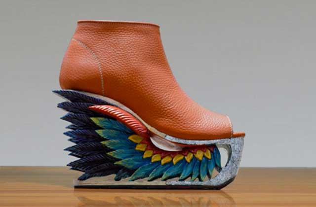 Les magnifiques chaussures sculptées de Fashion4Freedom sur Etsy