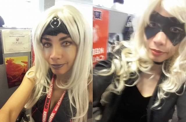Face au dress code ridicule de son entreprise, une employée vient travailler… en cosplay!