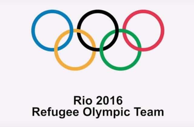 une quipe de r fugi s participera aux jeux olympiques 2016. Black Bedroom Furniture Sets. Home Design Ideas