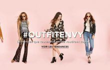 Forever 21 sort « Outfit Envy », sa nouvelle collection fort stylée