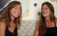 Sessions de l'été—Les Frangines reprennent «San Clemente» (Boulevard des airs)