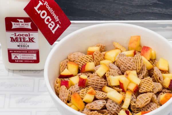 kelloggs cereales
