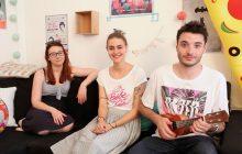 Marion, Jeremy & Lucie reprennent «Cheap Thrills» de Sia en acoustique !
