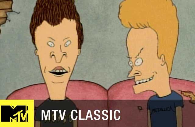 MTV Classic débarque aux États-Unis, et c'est un retour dans les années 90!