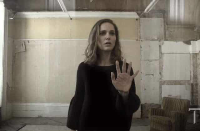 Natalie Portman est la star d'un étrange court-métrage