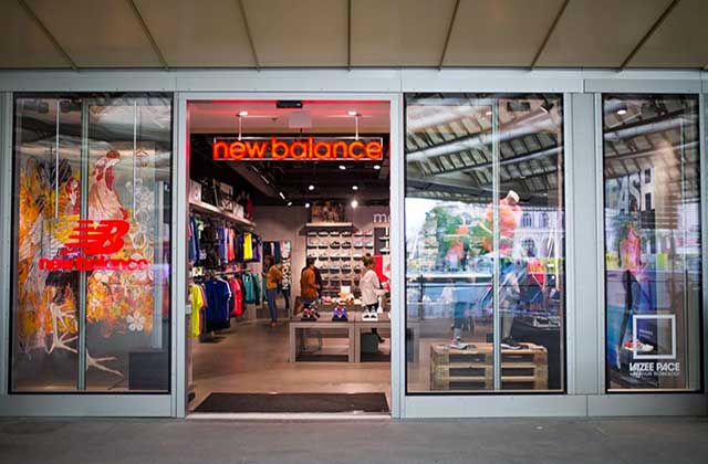 magasin new balance ile de france