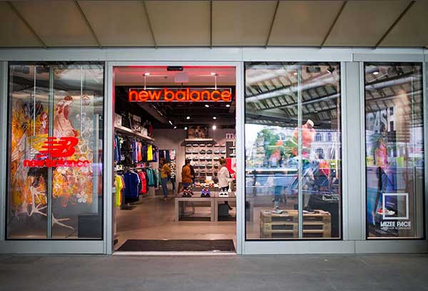 magasin new balance