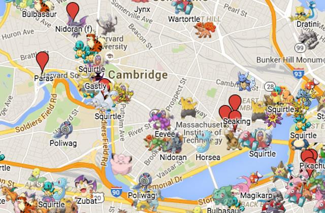«Pokémon Go» s'offre une mise à jour qui fera plaisir aux dresseurs