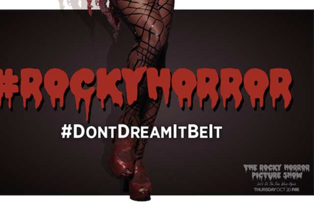 Le Rocky Horror Picture Show version 2016, c'est ce soir ! Let's do the Time Warp again…