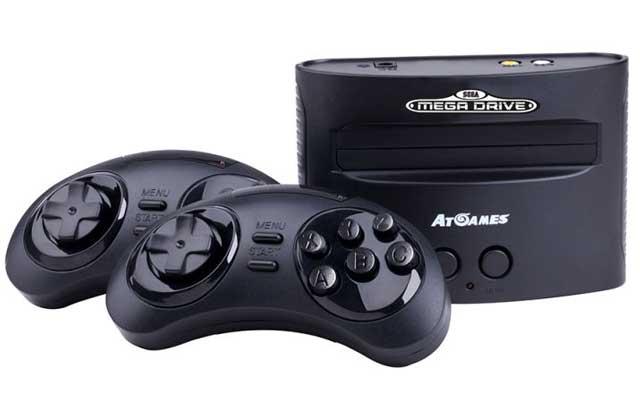 Sega ressort sa célèbre Mega Drive!