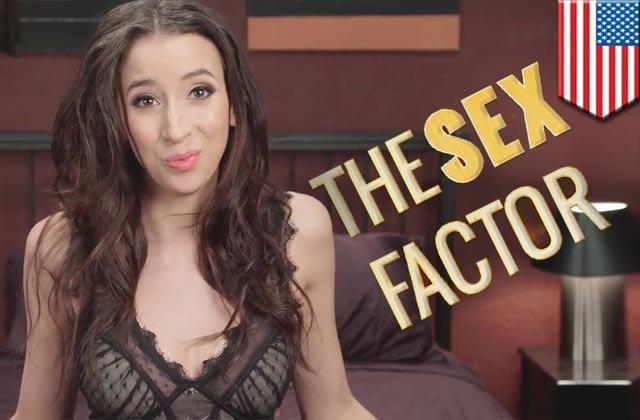 The Sex Factor, la télé-réalité… du porno