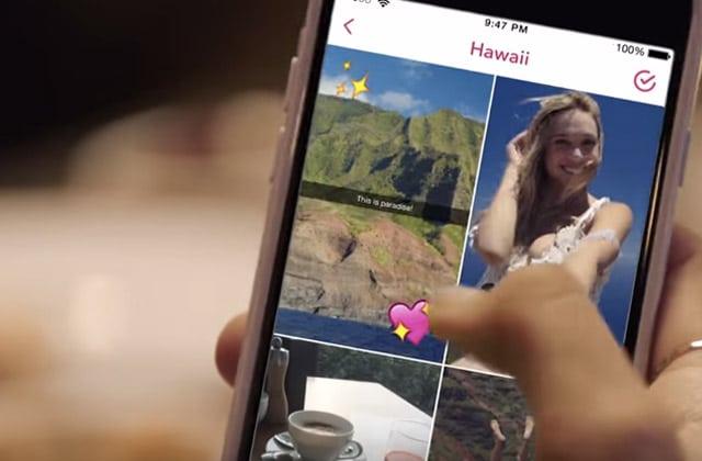 SnapChat lance « Memories», sa nouvelle fonctionnalité