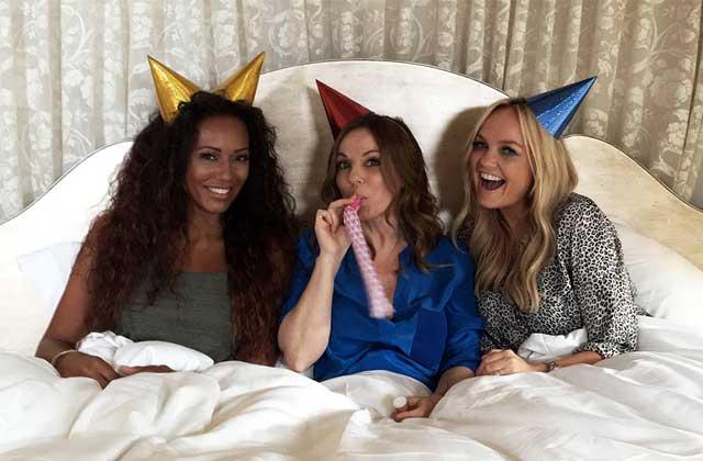 Les Spice Girls se reforment pour leurs 20 ans… enfin, pas toutes