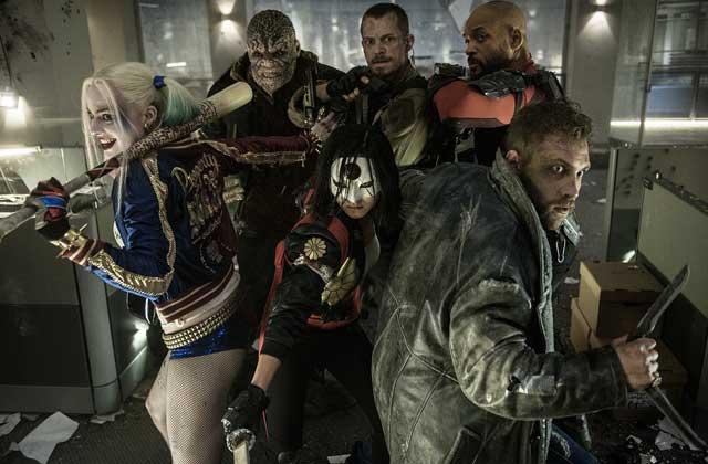 « Suicide Squad » approche à grands pas avec sa bande-annonce finale