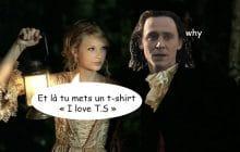 Taylor Swift et Tom Hiddleston, vrai couple ou…tournage secret?