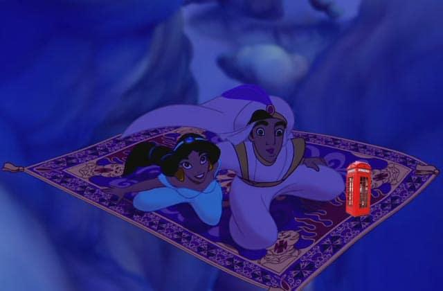 Saurez-vous repérer le téléphone planqué sur ce tapis?