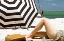 J'ai testé pour vous… bronzer à la plage en écoutant un livre audio