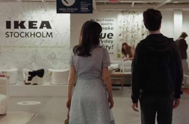 Typologie des visites à IKEA, de l'amour à la haine