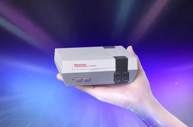 La NES Mini sort ce samedi 12 novembre !