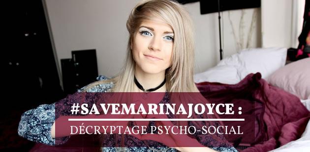 #SaveMarinaJoyce: décryptage psycho-social
