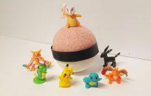Les bombes de bain Pokémon, parce que le meilleur dresseur se doit de sentir bon
