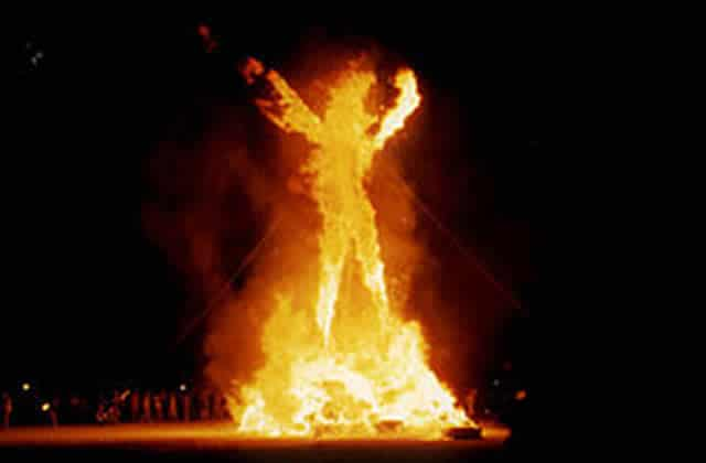 Le Burning Man 2016 est en live sur YouTube!