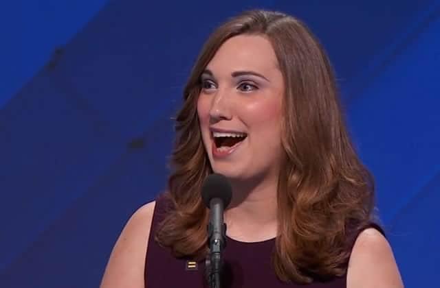 Le discours inspirant d'une femme transgenre à la convention démocrate américaine