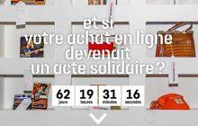 Emmaüs lancera sa boutique en ligne le 4 octobre 2016!