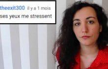 Florence Porcel parle politesse&bienveillance sur Internet (et de son œil, en passant)