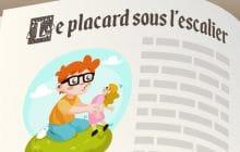 Le genre & les littératures jeunesse au cœur du projet « Le placard sous l'escalier»