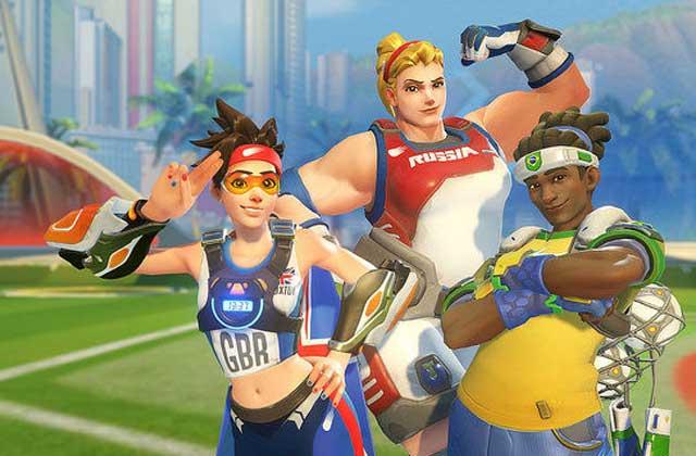 «Overwatch» propose un nouveau mode à l'occasion des Jeux Olympiques