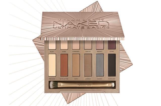 La palette Naked Ultimate Basics d'Urban Decay est disponible!