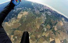 Je fais du parachutisme depuis mon plus jeune âge (et ça claque)