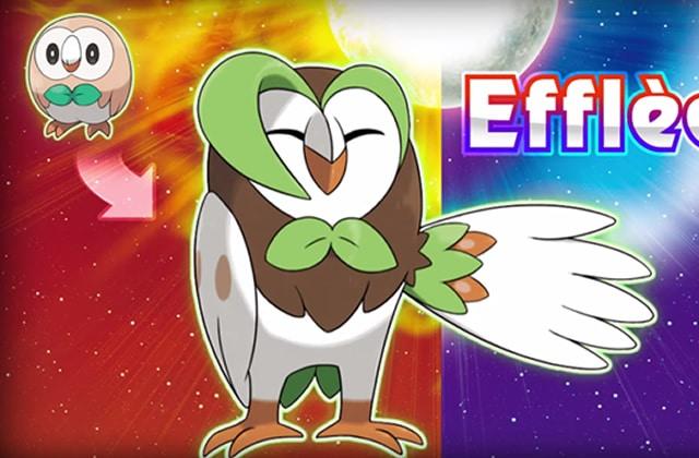Les starters de Pokémon Moon et Sun ont leur évolution!